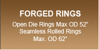 Forged Rings